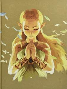 The Legend of Zelda Breath of the Wild The Complete Official Guide - Expanded Edition Hardcover - £24.49 @ 365 Games