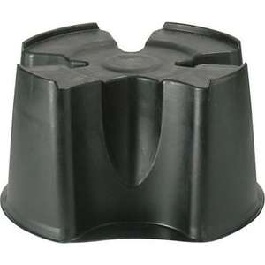 Water Butt Stand for 200 Litre Butt £8.40 with free Click & Collect @ City Plumbing