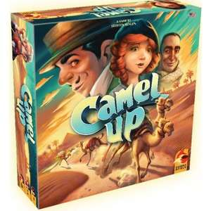 Camel Up Second Edition Board Game - £29.59 delivered @ Magic Madhouse
