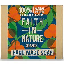 Faith in Nature Orange Soap 100g - 85p instore at Tesco, Kensington - London