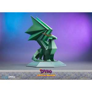 Pre-Order Spyro the Dragon Statue Crystal Dragon, £399.99 + £1.99 delivery / free for Red Carpet members at Zavvi