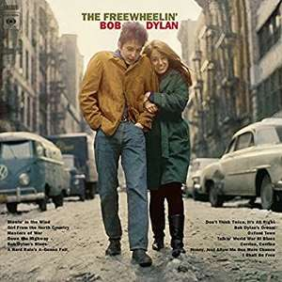 The Freewheelin' Bob Dylan [VINYL] £14.75 prime / £19.74 non prime @ Amazon
