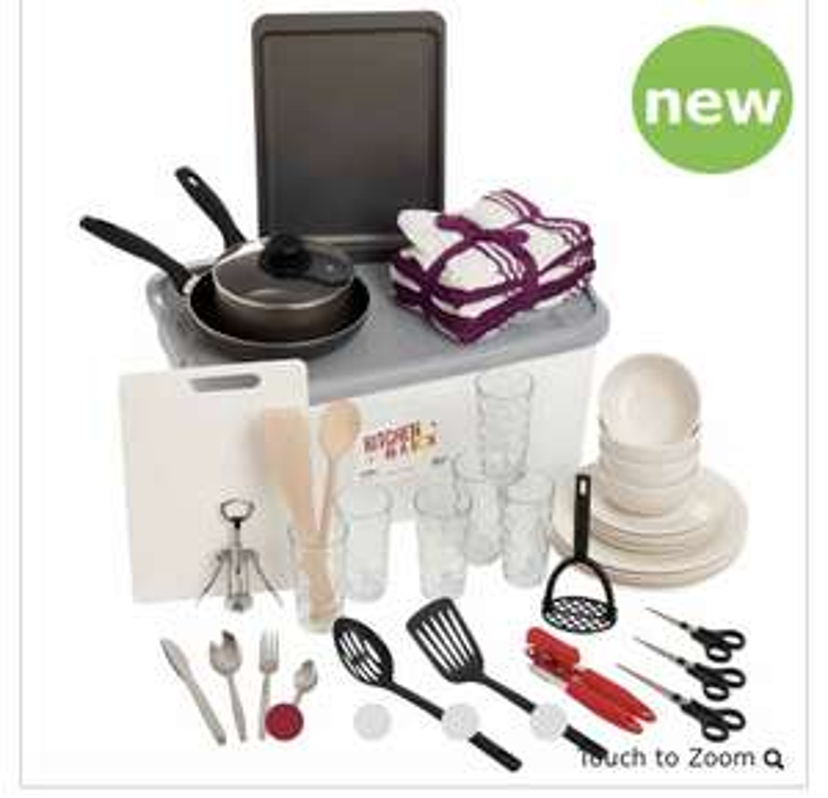 Wilko Kitchen in a Box 45L - £45 @ Wilko