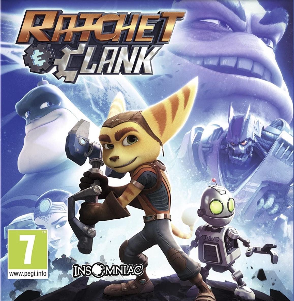 Ratchet and Clank (PS4 - Bundle Copy) - £9.99 @ eBay / evergameuk