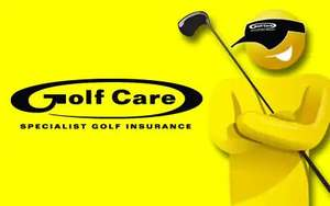 Golf insurance + dozen balls + 3 rounds of golf £24.49 @ Golf care