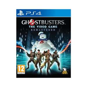 Ghostbusters The Video Game Remastered (PS4) £16.95 Delivered The Game Collection