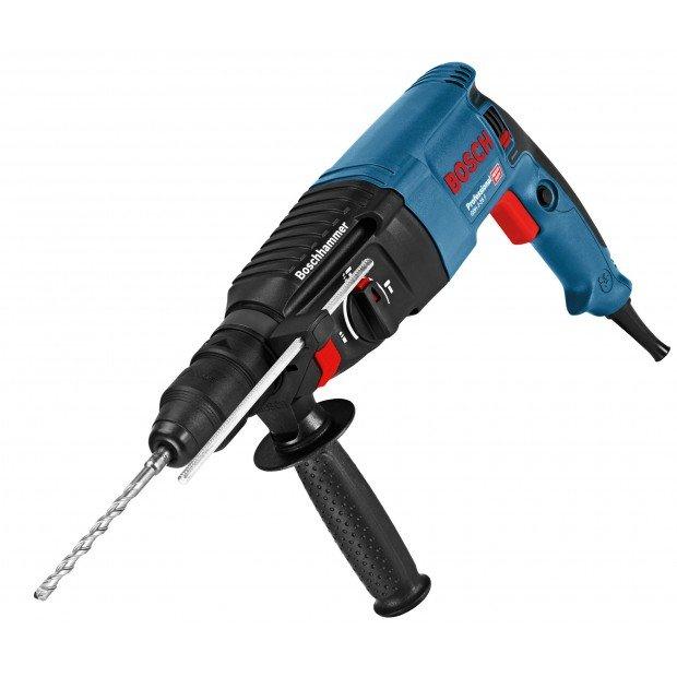 BOSCH GBH 2-26 F 240v 3 function hammer - SDS plus £125 @ Howetools