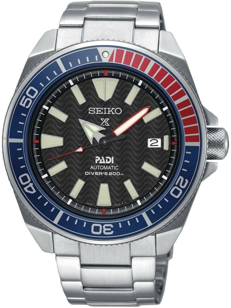 SeikoProspex Pepsi PADI Bracelet Watch SRPB99K1 - £301.93 With Code @ House of Watches