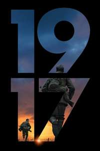 1917 4K digital film £8.99 @ iTunes