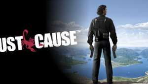 Steam Game : Just Cause @ Humble Bundle for 74p