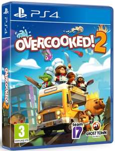 Overcooked 2 (PS4) - £10.99 (Prime) / £13.98 (NP) delivered @ Amazon