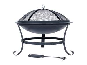 La Hacienda Serenity Steel Fire Pit £24.99 @ Lidl From Sunday 23rd August