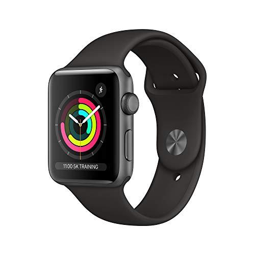 Apple Watch Series 3 (GPS, 42mm) £219 @ amazon