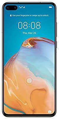 Huawei P40 128GB 6GB Black Smartphone - £494.69 @ Amazon