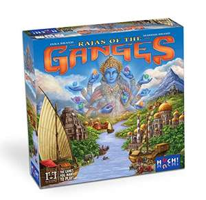 Rajas of the Ganges - Board Game - £35.17 @ Amazon