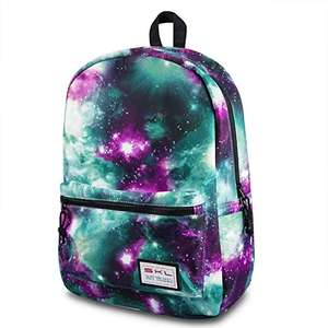 Galaxy School Backpack £5.99 @ Sold by SKL Sport DirectSKL Sport Direct / Fufilled by Amazon (+£4.49 non-prime)