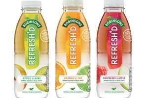 Robinsons Refresh'd 20p instore at Wilko