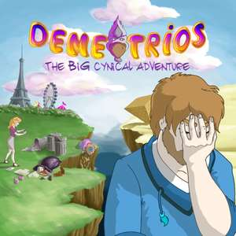 Demetrios - The BIG Cynical Adventure Nintendo Switch £1.34 at Nintendo eShop