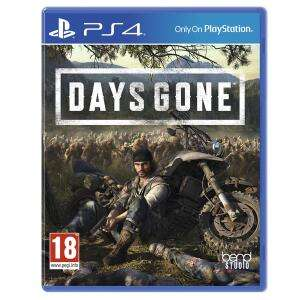 Days Gone (PS4 Game) £12 @ Tesco