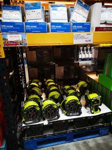 30m cable reel 13amp - £23.98 Instore @ Costco (Chingford, London)