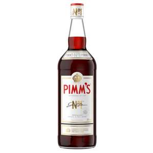 Pimms 1 Litre Down To £12 @ Tesco