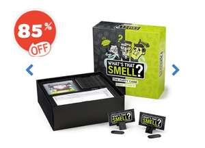 What's That Smell? The Party Game - £3 at The Toy Shop (Free C&C on a £10 spend)