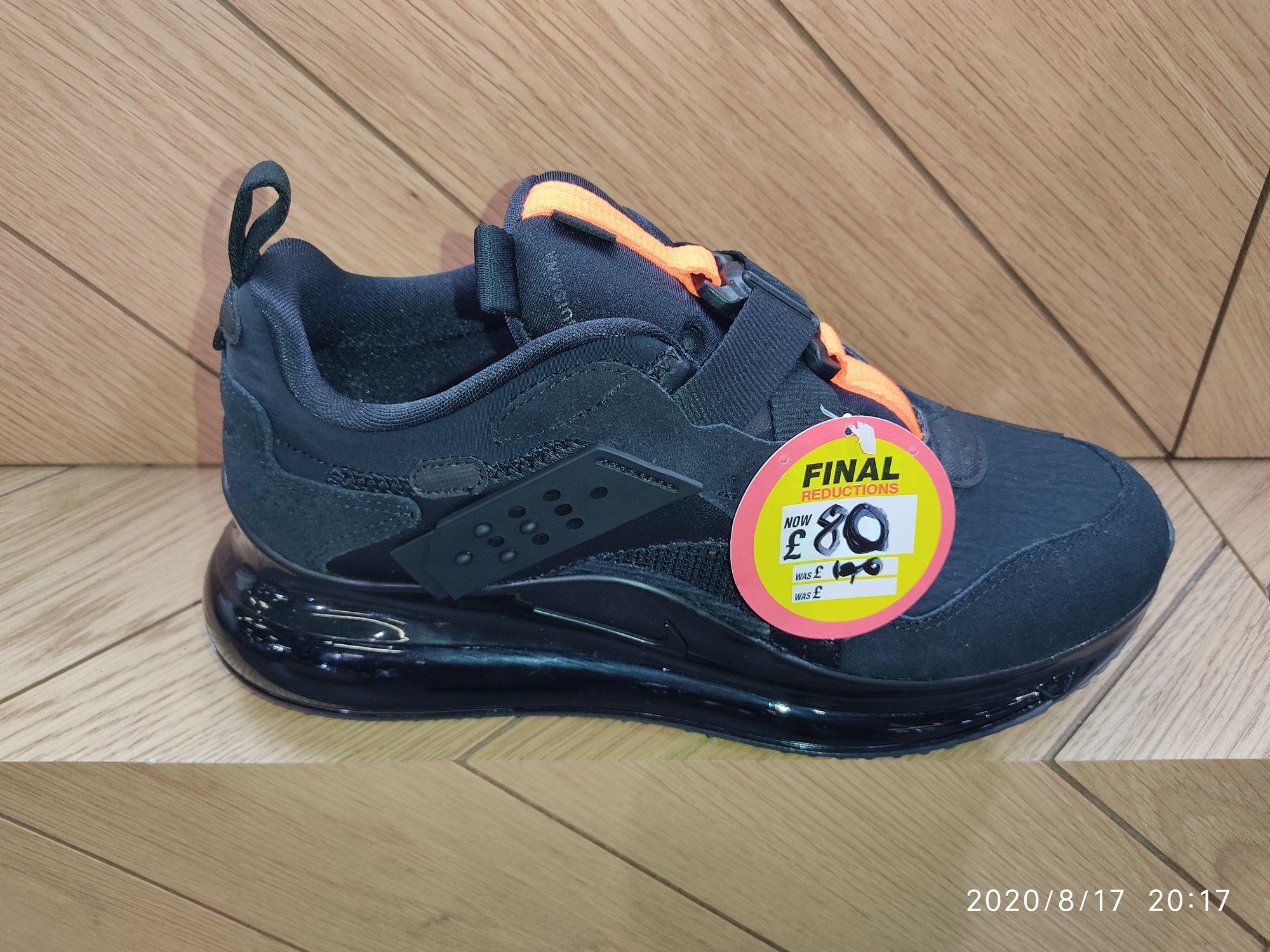 Nike Air Max 720 OBJ slip £80 @ Oxford Street Central London JD Sports