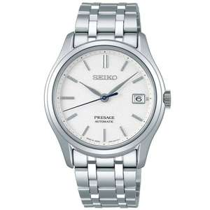 Seiko Zen Garden 38mm Automatic Watch SRPD97J1 £233.10 with code at Hillier Jewellers