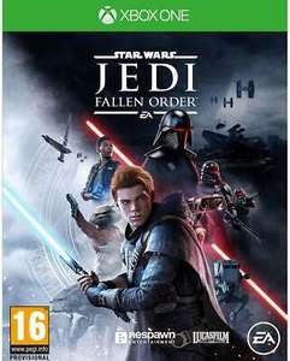 Star Wars Jedi: Fallen Order (Xbox One) £19.99 (Ex-Rental) Delivered @ Boomerang via eBay