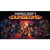 Minecraft Dungeons for Nintendo Switch physical pre-order from 365Games £23.99 delivered