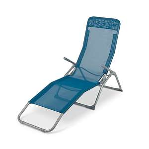 Tilclin Blue Folding Metal Rocker Chair for £16 @ B&Q (free click and collect)