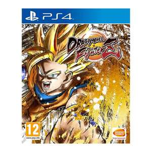 Dragon Ball FighterZ (PS4) £11.95 delivered at The Game Collection