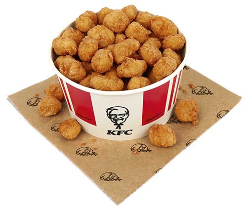 80 piece Popcorn Chicken Bucket £2.99 @ KFC