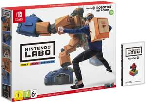 Nintendo Labo Toy-Con 02: Robot Kit - £36.99 + free Click and Collect @ Argos