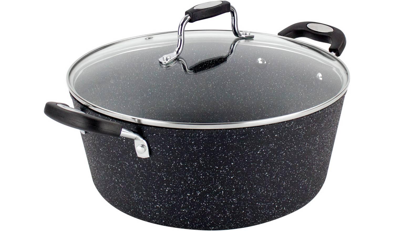 Scoville Neverstick cookware sale @ Asda, e.g. 24cm stock pot £13 (Free click and collect)