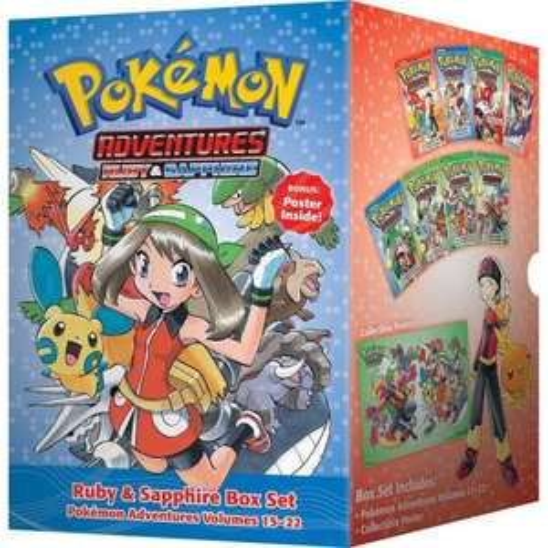 Pokemon Adventures GN Manga Box Set Volume 3 - Ruby Sapphire £24.88 delivered @ OnBuy / PBShop