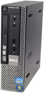 Refurbished Dell OptiPlex 7010 USFF G2020 2.9Ghz 320GB 4GB £45.99 @ ITZOO