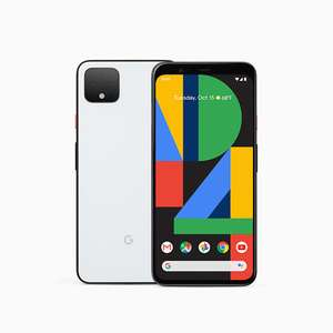 Pixel 4 £499 Direct from Google