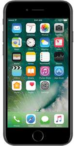 iPhone 7 with 100GB Data for £20/month (£19 upfront) - £499 total on Three via uswitch