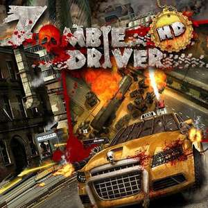 Zombie Driver PS4 Free Upgrade for owners of PS3 PS+ version via Playstation Network