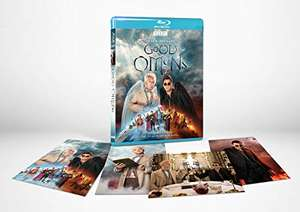 Good Omens Blu-ray with Art Cards £10 + £1.09 NP Sold by Global_DealsGlobal_Deals FBA