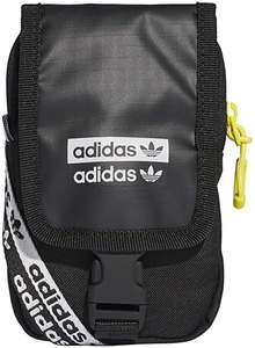adidas Originals Black R.Y.V. Map Bag - Grey OR Black £7.20 delivered, using code, @ Urban Outfitters UK (Via App)