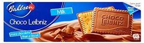 Choco Leibniz (Milk) Biscuits - £1 Prime / £5.49 Non-Prime @ Amazon