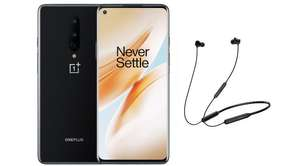 OnePlus 8 Smartphone Snapdragon™ 865 90 Hz 12GB 256GB £599 + Free Bullets Wireless Z Extra Charger - £549 @ Oneplus