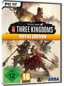 Total War Three Kingdoms - Royal Edition PC (Steam) Pre-order £18.73 at MMOGA