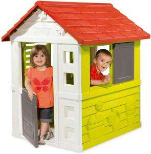 Smoby playhouse Instore at lidl (Dumbarton) - £30