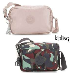 Up to 50% Off Kipling Bag Sale + Extra 10% Off with code + Free Delivery & Free Returns @ Kipling