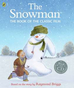 The snowman book & CD - £3.99 @ Argos Free click and collect