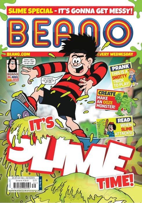 Beano x20 issues - £20 @ DC Thomson