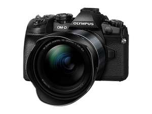 Olympus E‑M1 Mark II 20.4 MP body with M.ZUIKO DIGITAL ED 12‑200MM F3.5‑6.3 lens for £1049 delivered using code @ Olympus Shop